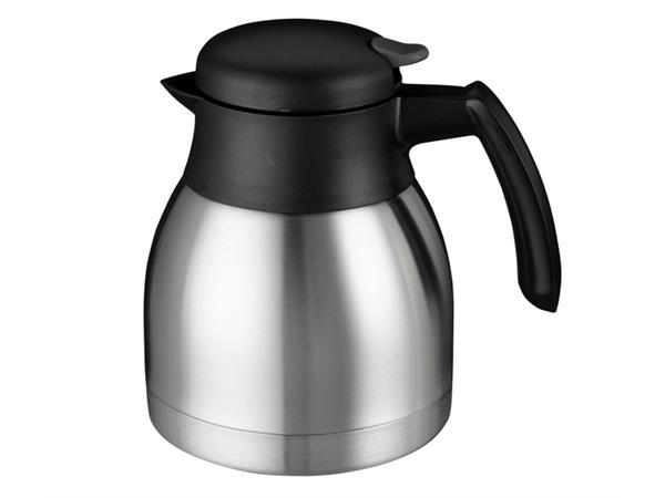 thermoskan bravilor dubbelwandig 1 liter rvs-zwart