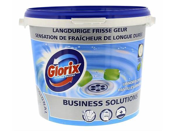 TOILETBLOK GLORIX PROFESSIONAL 150 STUKS