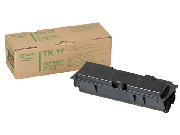 Toner+Kyocera+TK-17+zwart