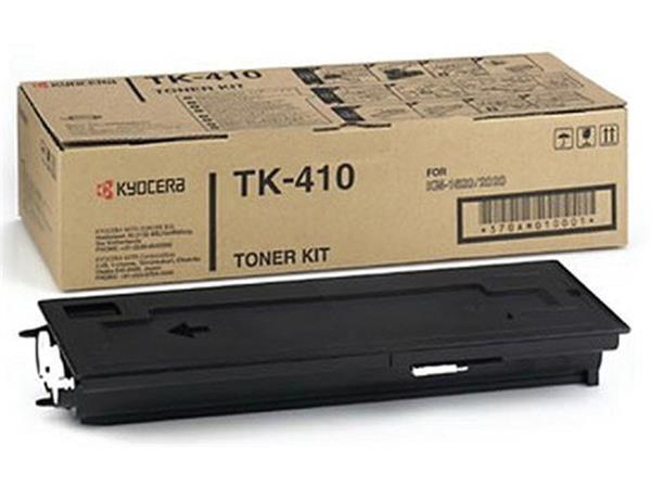 TONER KYOCERA TK-410 15K ZWART