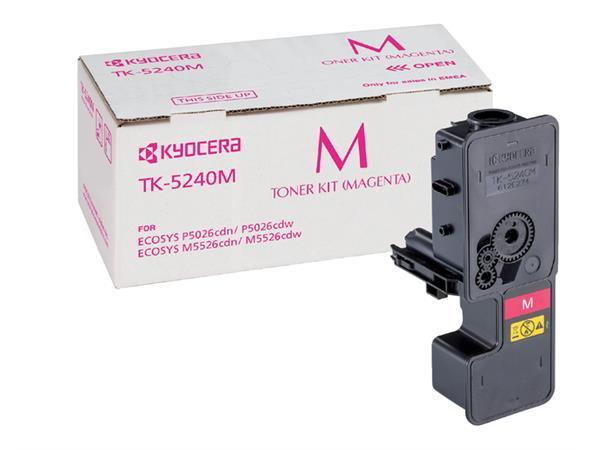 Toner Kyocera TK-5240 rood
