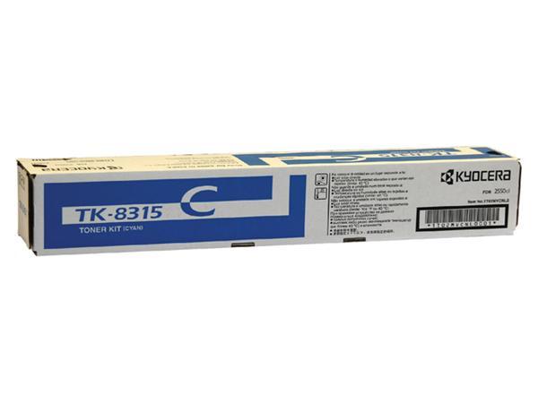 TONER KYOCERA TK-8315 6K BLAUW