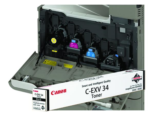 TONERCARTRIDGE CANON C-EXV 34 23K ZWART