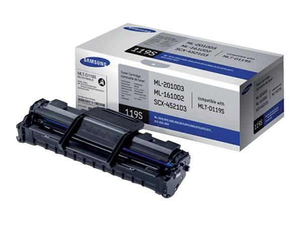 Tonercartridge Samsung MLT-D119S zwart