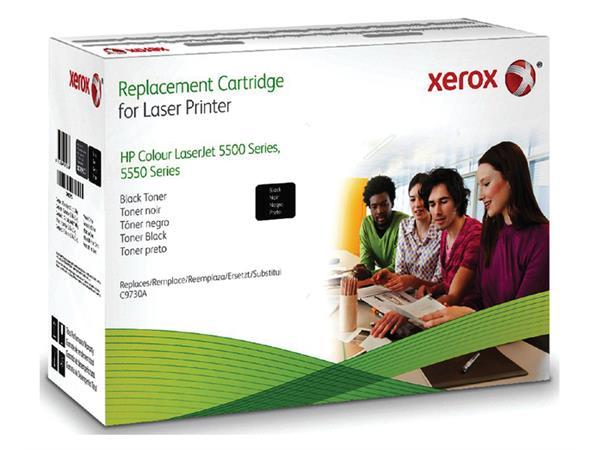 TONERCARTRIDGE XEROX HP C9730A 13.4K ZWART