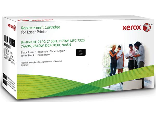 Tonercartridge Xerox 003R99781 Brother TN- 2120 zwart