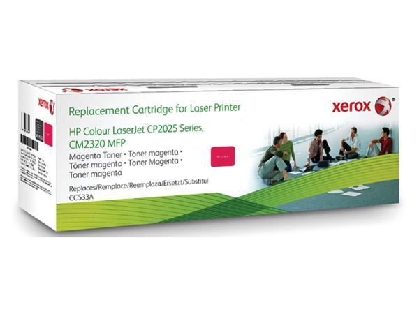 TONERCARTRIDGE XEROX HP CC533A 3K ROOD