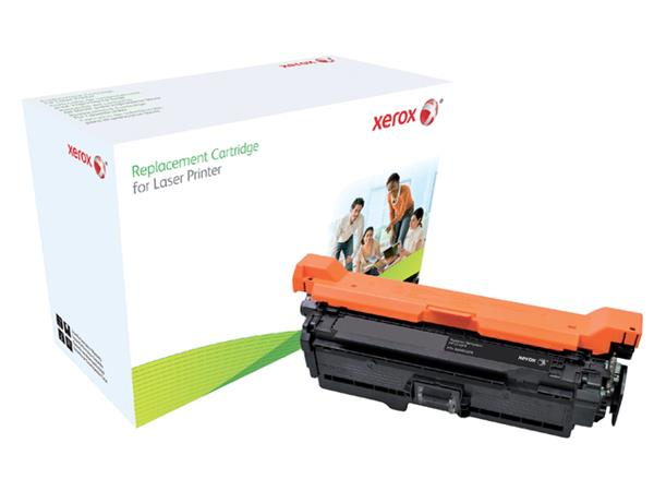 TONERCARTRIDGE XEROX HP CE400X 12.3K ZWART