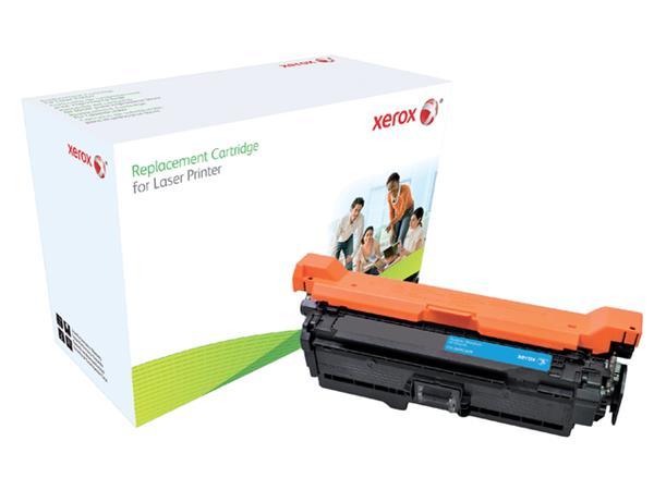 TONERCARTRIDGE XEROX HP CE401A 6.8K BLAUW