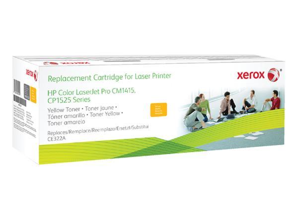 Tonercartridge Xerox 106R02224 HP CE322A 128 geel