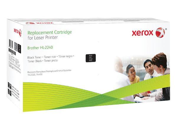 Tonercartridge Xerox 106R02634 Brother TN-2220 zwart