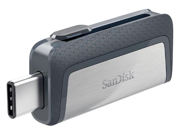 USB-STICK SANDISK DUAL USB C ULTRA 32GB 3.0