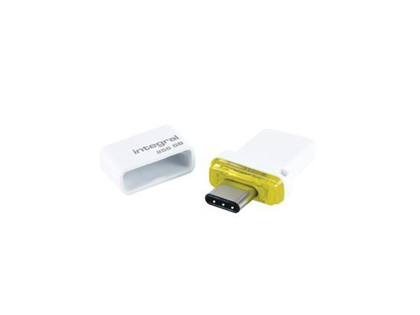 USB-STICK INTEGRAL USB-A USB-C FUSION DUAL 256GB
