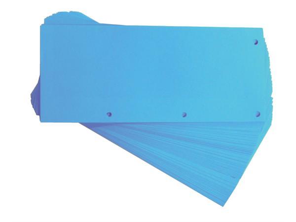 Scheidingsstrook Oxford Duo 240x105mm blauw