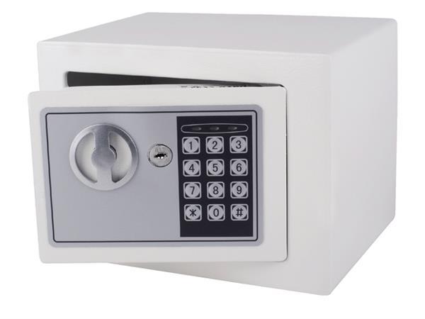 Kluis Pavo mini 230x170x170mm elektronisch wit