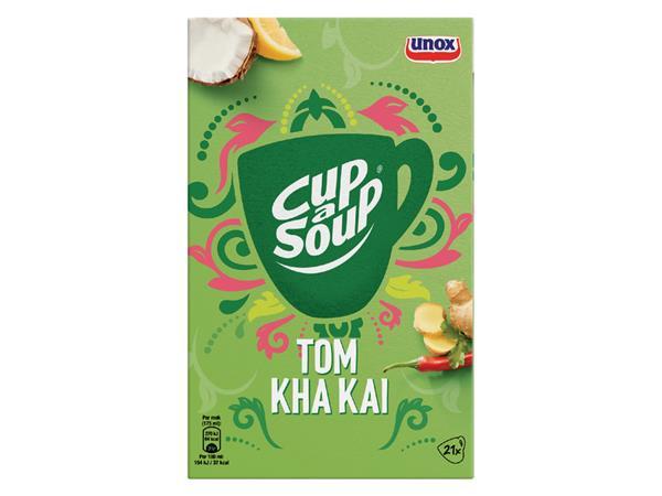 CUP A SOUP TOM KHA KAI