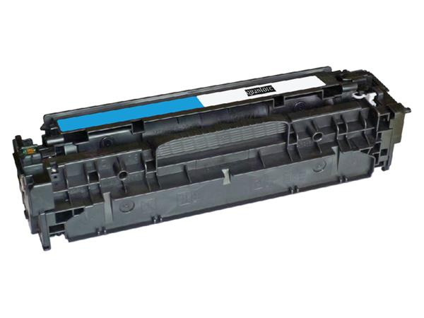 Tonercartridge Quantore HP CC531A 304A blauw