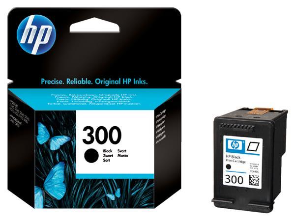 INKCARTRIDGE HP 300 CC640EE ZWART