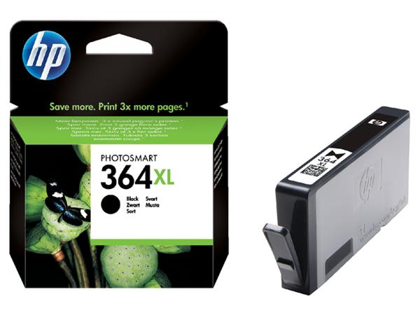 INKCARTRIDGE HP 364XL CN684EE ZWART