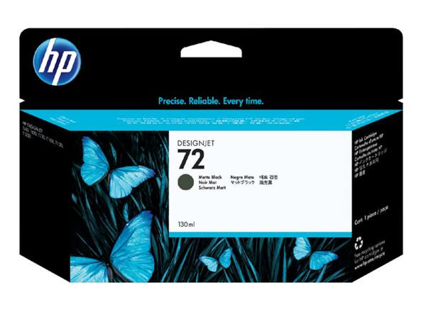 Inktcartridge HP C9403A 72 mat zwart