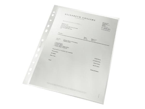 Showtas Leitz 4791 recycle A4 PP 0.09mm