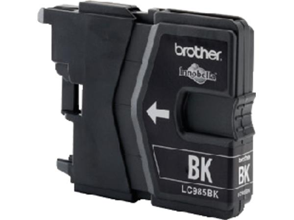 Inktcartridge Brother LC-985BK zwart