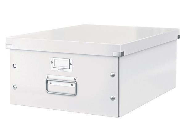 Grote doos Leitz Click & Store 350x188x450mm wit