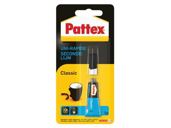 SECONDELIJM PATTEX TUBE 3GR