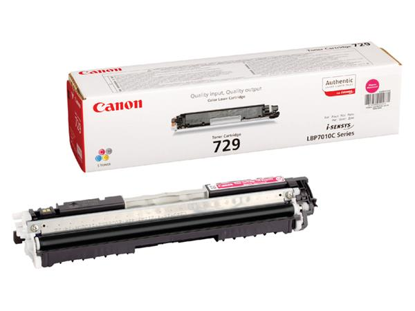 Tonercartridge Canon 729 rood