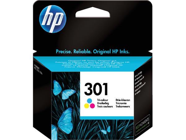 INKCARTRIDGE HP 301 CH562EE KLEUR