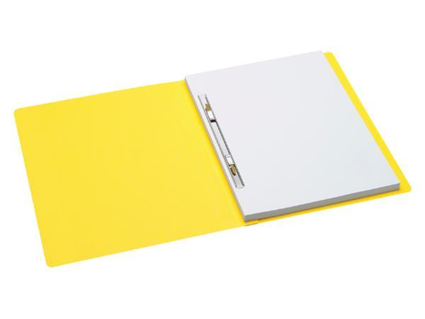 Snelhechter Jalema Secolor met schuifdeklijst A4 geel