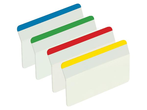 INDEXTABS 3M POST-IT 686A1 STERK 50MM ASS