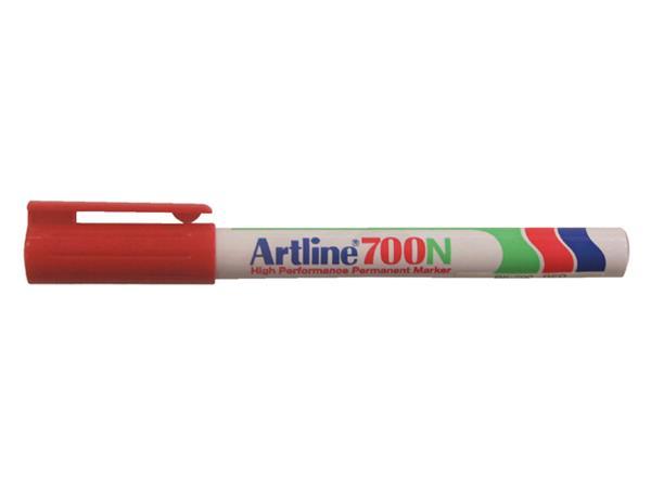 VILTSTIFT ARTLINE 700 ROND 0.7MM ROOD