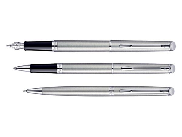 VULPEN WATERMAN HEMIS CT STAINLESS STEEL M