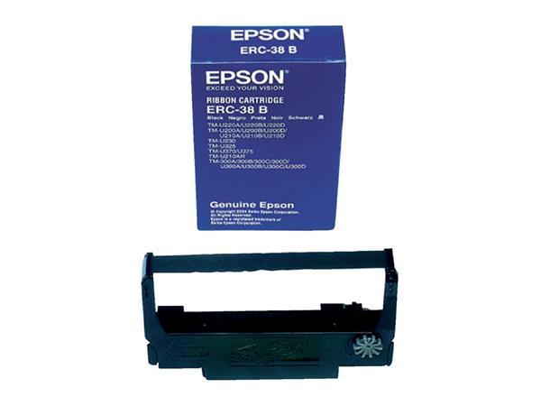 LINT EPSON C43SO15374 ERC38 ZWART
