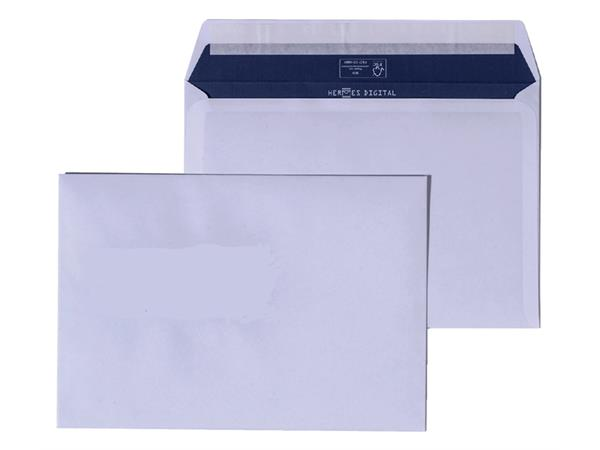 ENVELOP HERMES DIGITAL EA5 STRIP 90GR WIT