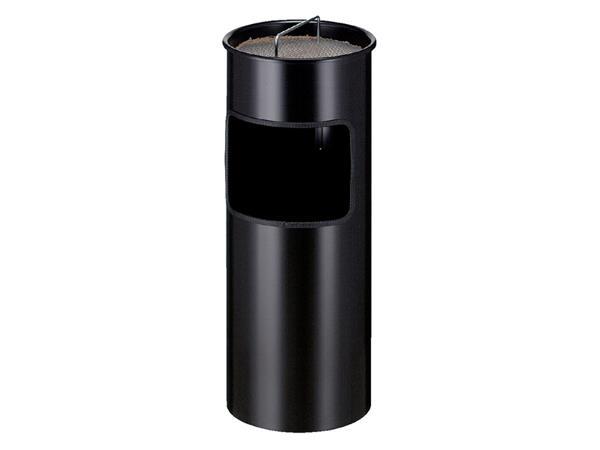 As-papierbak 30liter zwart