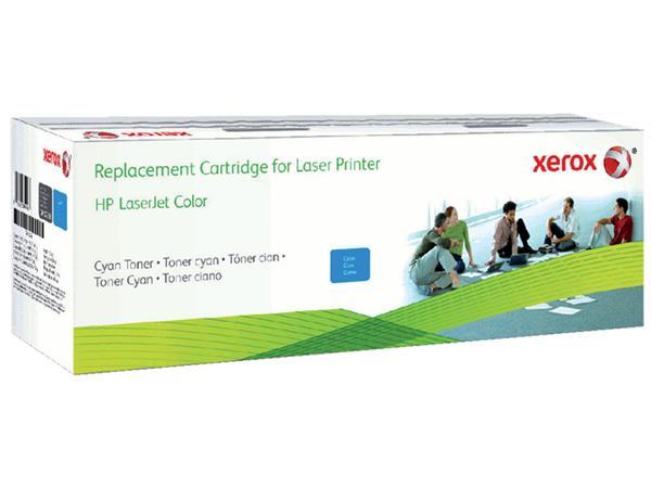 Tonercartridge Xerox 006R03182 HP CF211A 131A blauw