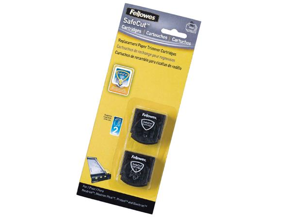 SNIJMESSEN FELLOWES SAFECUT RECHT 2ST