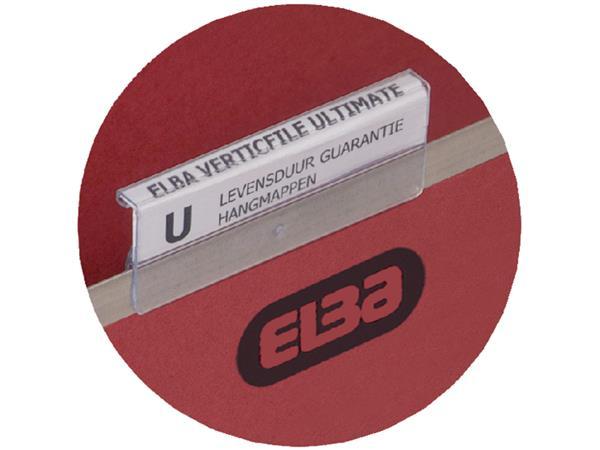 RUITERS ELBA 65MM TBV VERTICFILE INCL STROOK TRANSP