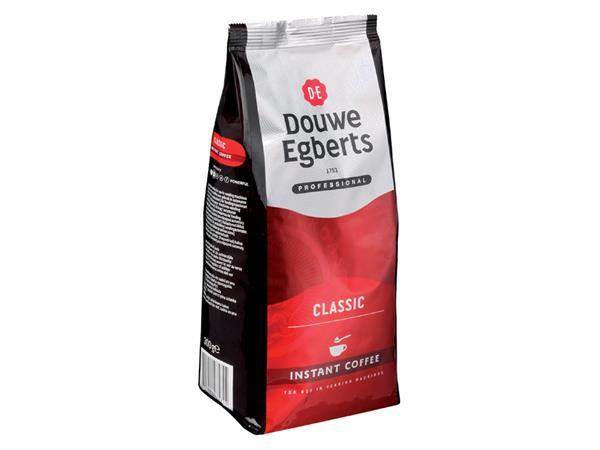 Koffie Douwe Egberts instant Classic 300gr