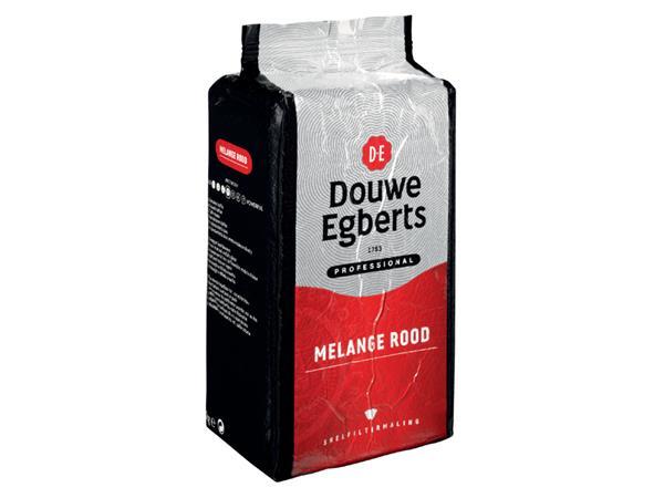 KOFFIE DOUWE EGBERTS ROODMERK SNELFILTER 1000GR