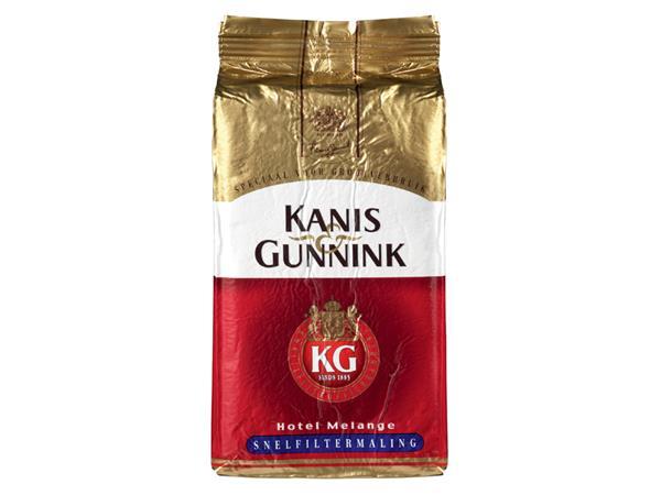 KOFFIE+KANIS%26GUNNINK+SNELFILTER+MALING+ROOD+1000GR