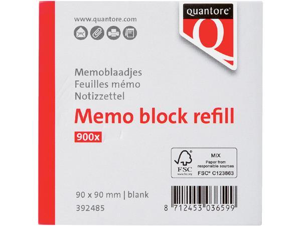 MEMOBLOK QUANTORE LOSBLADIG 90X90X90MM 900V