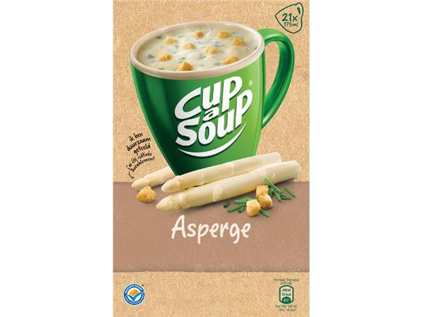 CUP A SOUP ASPERGE