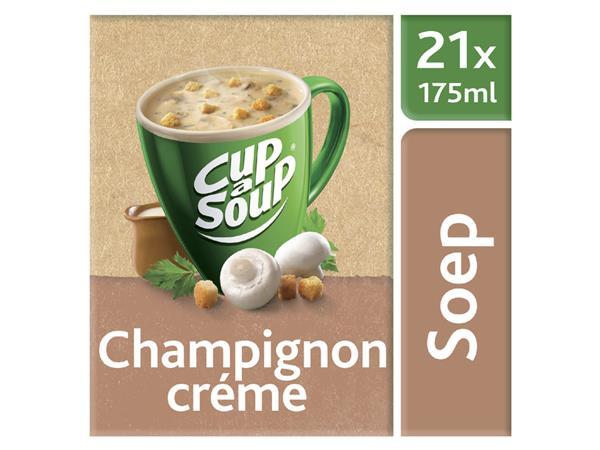 CUP+A+SOUP+CHAMPIGNON