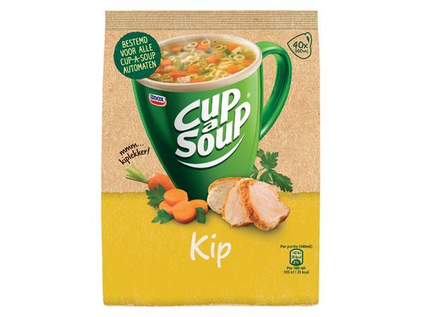 CUP A SOUP TBV DISPENSER KIP 40 PORTIES
