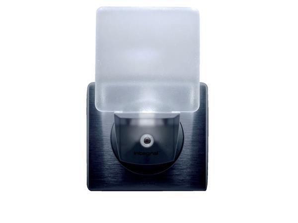 LEDLAMP INTEGRAL 220V 2-PINS DAG/NACHT SENSOR