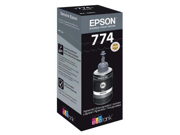 Inktcartridge Epson 774 T7741 zwart