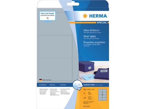 Etiket Herma 4114 99,1X67.7mm 200st
